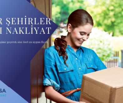 İzmir Şehirler Arası Nakliyat